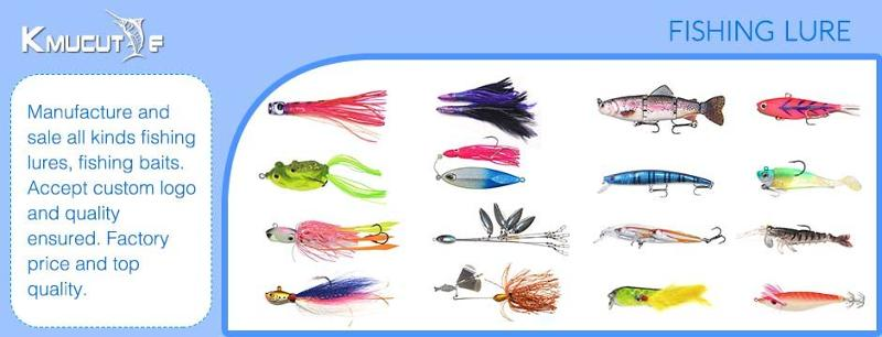 kmucutie fishing lures wholesale